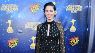 Olivia Munn Looks Out of This World in Sheer Gown on Red Carpet