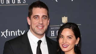Olivia Munn and Aaron Rodgers Are Star Wars Superfans: See Their Cute Pic