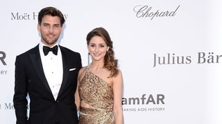 Johannes Huebel and Olivia Palermo
