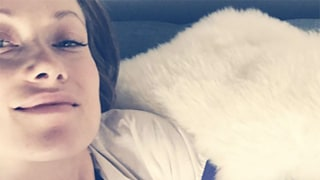 Olivia Wilde Breast-Feeds Her Newborn Daughter Daisy in Intimate Instagram Selfie