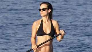 Olivia Wilde Shows Off Her Toned Abs in a Black Bikini: See the Photos!