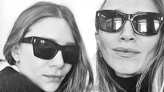 Mary-Kate and Ashley Olsen Post Their First-Ever Public Selfie: See the Pic