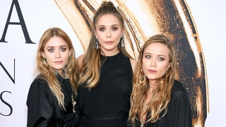 Mary-Kate, Ashley and Elizabeth Olsen Coordinate on the CFDA Fashion Awards 2016 Red Carpet
