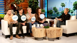 Harry Styles, One Direction Play Never Have I Ever With Ellen: Watch!