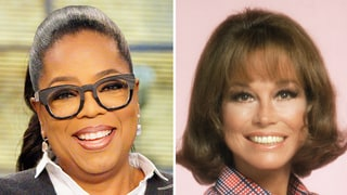 Oprah Winfrey: Mary Tyler Moore Inspired Me to Have My Own Show
