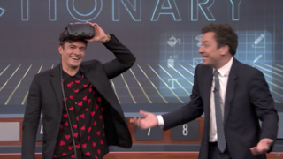 Watch Orlando Bloom and The Roots' Tariq Trotter Play Virtual Reality 'Pictionary'