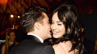 Katy Perry, Orlando Bloom Flirt Up a Storm at Golden Globes 2016 Afterparty: Photos, Details