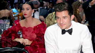 Katy Perry, Orlando Bloom Really Tried to Avoid Photos Inside the amfAR Gala and More Details