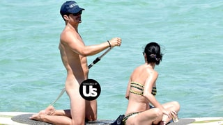 Orlando Bloom's Stripped-Down Paddle
