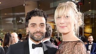 Oscar Isaac Is Dating Elvira Lind: Watch Their Sweet Golden Globes 2016 Kiss!