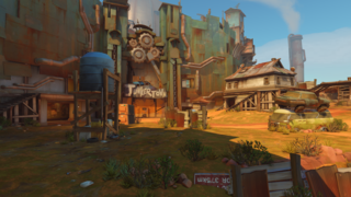 Junkrat and Roadhog's Home Is the Next Map Coming to 'Overwatch'