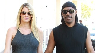 Eddie Murphy, 54, Pregnant Girlfriend Paige Butcher, 36, Step Out: Photo