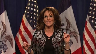 Tina Fey Returns to 'Saturday Night Live' as Sarah Palin: Watch