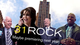 Sarah Palin Plays Tina Fey in '30 Rock' Spoof: Watch