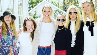 Gwyneth Paltrow Hosts Super Star-Studded Goop Lunch With Cameron Diaz, Drew Barrymore, Others