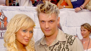 Paris Hilton and Nick Carter