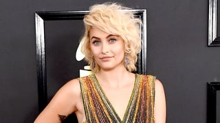 Paris Jackson Reflects on Accepting Late Dad Michael Jackson's Lifetime Achievement Award, Plus, See Her Grammys 2017 Red Carpet Look