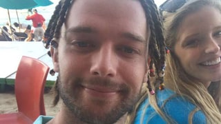 Patrick Schwarzenegger Gets Hair Braided in Mexico While on Vacay With Girlfriend Abby Champion — See the Pics