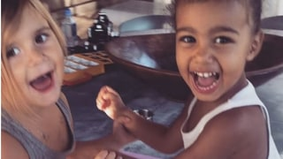 Penelope Disick and North West Speak 'Secret Language' in Cute Video Posted by Kim Kardashian
