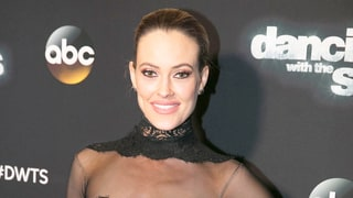 Peta Murgatroyd Poses In Bra and Thong for Revealing Baby Bump Selfie at 33 Weeks