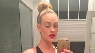 Peta Murgatroyd Is Seriously Glowing in This Pic Showing Off Her Baby Bump