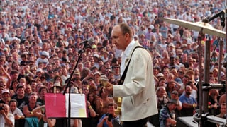 Flashback: Pete Townshend Returns to Woodstock in 1998