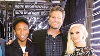 Pharrell Williams Calls Blake Shelton and Gwen Stefani's Romance 'a Miracle'