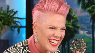 Pink Takes a Page Out of Her Original Beauty Book With a Throwback Hair Color