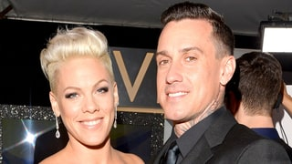 Carey Hart Brings 6-Week-Old Son Jameson to Work: 'Get Them Started Young'