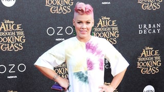 Pink Surprises Daughter Willow With a Birthday Cake Featuring Her Crush Matt Damon