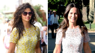 Pippa Middleton and Camila Alves Stun in the Same Floral Dress: Who Wore It Best?