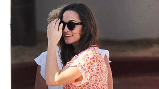 Pippa Middleton's Legs Look Especially Toned in Bright Beachy Sundress in St. Bart's: Vacation Pics