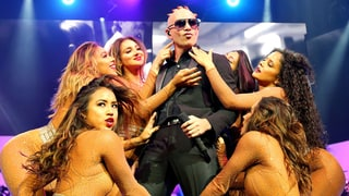 Mr. Worldwide in the Other Hollywood