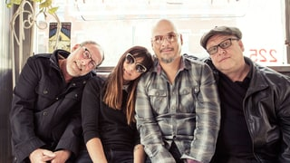 Review: Pixies' 'Head Carrier' Features New Bassist, Old Sound