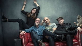 See Pixies Play Three New 'Head Carrier' Rockers