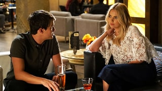 'Pretty Little Liars' Fashion Breakdown: All the Details on Hanna's Sexy Sheer Top