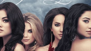The Pretty Little Liars' Way-Too-Perfect Poster