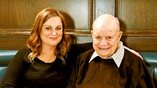 See Don Rickles Trade Insults With Amy Poehler in Posthumous New Interview Show