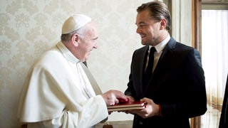 Leonardo DiCaprio Has Private Meeting With Pope Francis: Details
