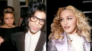 Prince's Ex Anna Fantastic Claims He 'Refused' to Film Music Video With Madonna