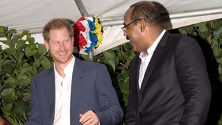 Antigua Prime Minister Teases Prince Harry About 'New Princess' Meghan Markle During Speech