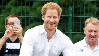 Prince Harry Received and Sweetly Rejected a Cute Marriage Proposal From a 6-Year-Old