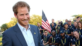 Prince Harry: I Hope Princess Diana Is 'Looking Down' and 'Incredibly Proud' of the Invictus Games