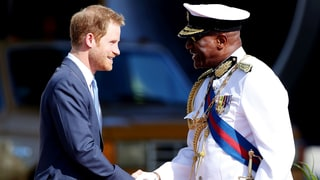 Prince Harry Kicks off Caribbean Tour in Antigua, Celebrates Queen Elizabeth and Prince Philip's 69th Wedding Anniversary