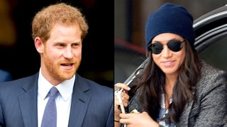 Prince Harry, Girlfriend Meghan Markle Wear Their Matching Bracelets After His Secret Toronto Visit: Photos