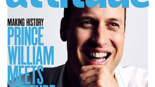 Prince William Covers Gay Magazine 'Attitude,' Stands Up Against LGBT Bullying