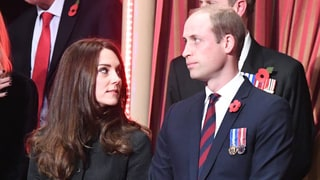 Prince William and Duchess Kate Join the Queen at Royal Festival of Remembrance