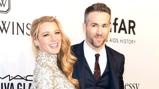 Blake Lively Wears an Ear-to-Ear Grin in Ryan Reynolds' Sweet Photo