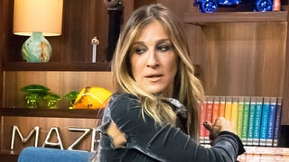 Sarah Jessica Parker Has the Perfect Reaction to Her Wardrobe Malfunction