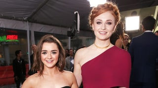 Game of Thrones' Maisie Williams, Sophie Turner Get Matching Tattoos